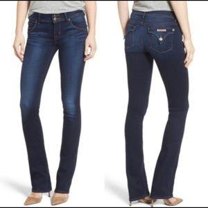 Hudson Beth Baby Boot sz 27 jeans